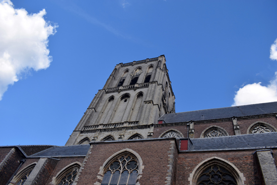 Kerk in Brielle